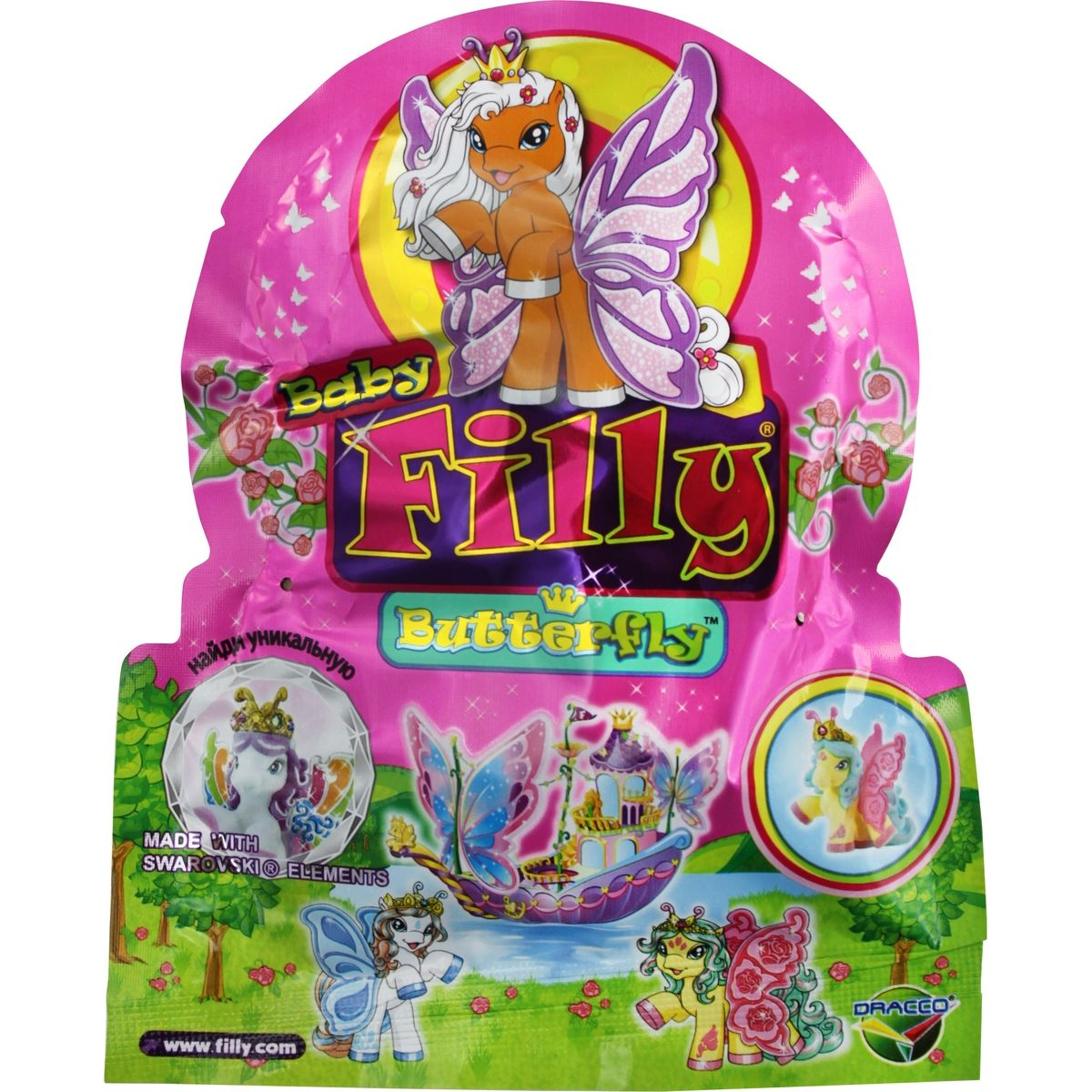 EP Line Filly Butterfly Baby sáček