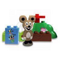 Stavebnice Krtek - sada extras s myškou (02044)