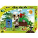 Stavebnice Krtek - sada extras s myškou (02044) 2