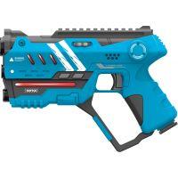 EP Line Laser game Sada se dvěma pistolemi modrá a zelená