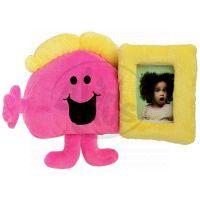 EPLine EP01564 - Dekorační polštář MISS CHATERBOX (15 cm)