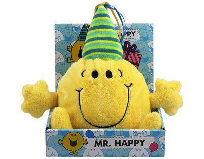 EPLine EP01525 - Dekorační polštář MR. HAPPY (15 cm)