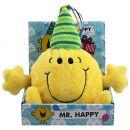 EPLine EP01525 - Dekorační polštář MR. HAPPY (15 cm) 2
