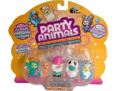 EP Line Party Animals blistr 4 + 4