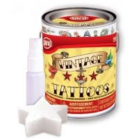 EP Line Savvi Tetování v plechové dóze - Vintage Tattoos