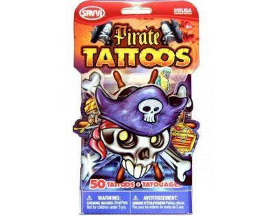 EP Line Savvi Tetování 50ks - Pirate Tattoos