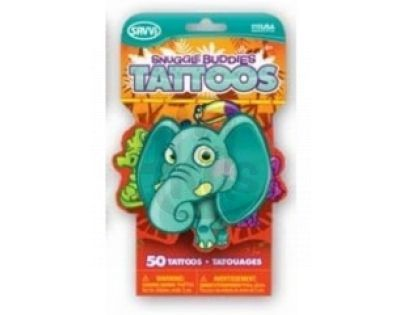 EP Line Savvi Tetování 50ks - Snuggle Buddies Tattoos