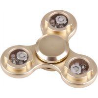 Ep Line Spinner kovový se světlem Zlatý