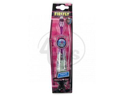 Monster High - 48-00-48866-1 - Blikající kartáček na zuby