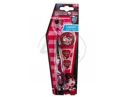 Monster High - 48-11-48005-1  - Zubní kartáček s krytkou