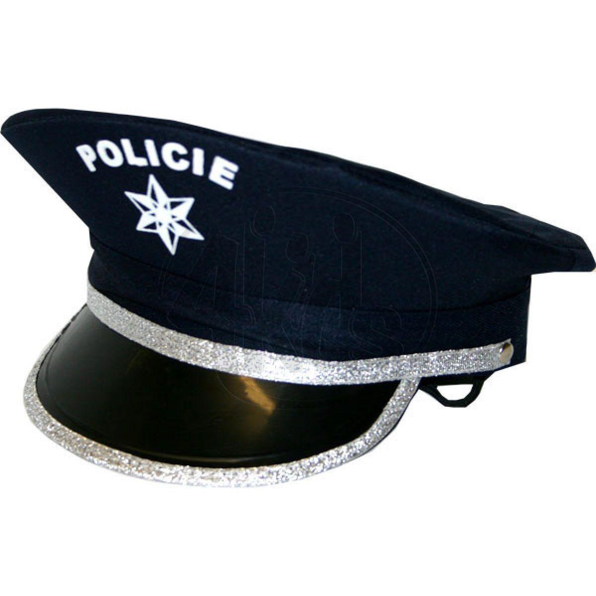 0b6d675ea5a Čepice policejní dětská