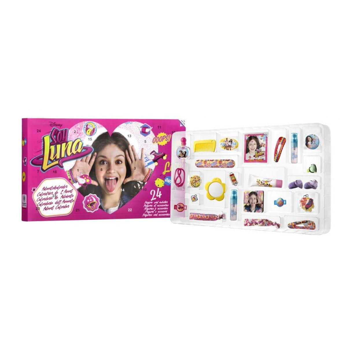 Soy Luna Advent Cosmetic Calendar