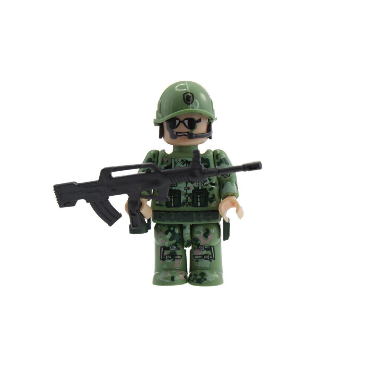 EPline Figurka Vojáci Speciální výsadková jednotka Wildcat F