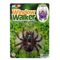 EP Line Pavouk na sklo hnědý