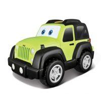 EP Line Jeep s hybajícíma očima