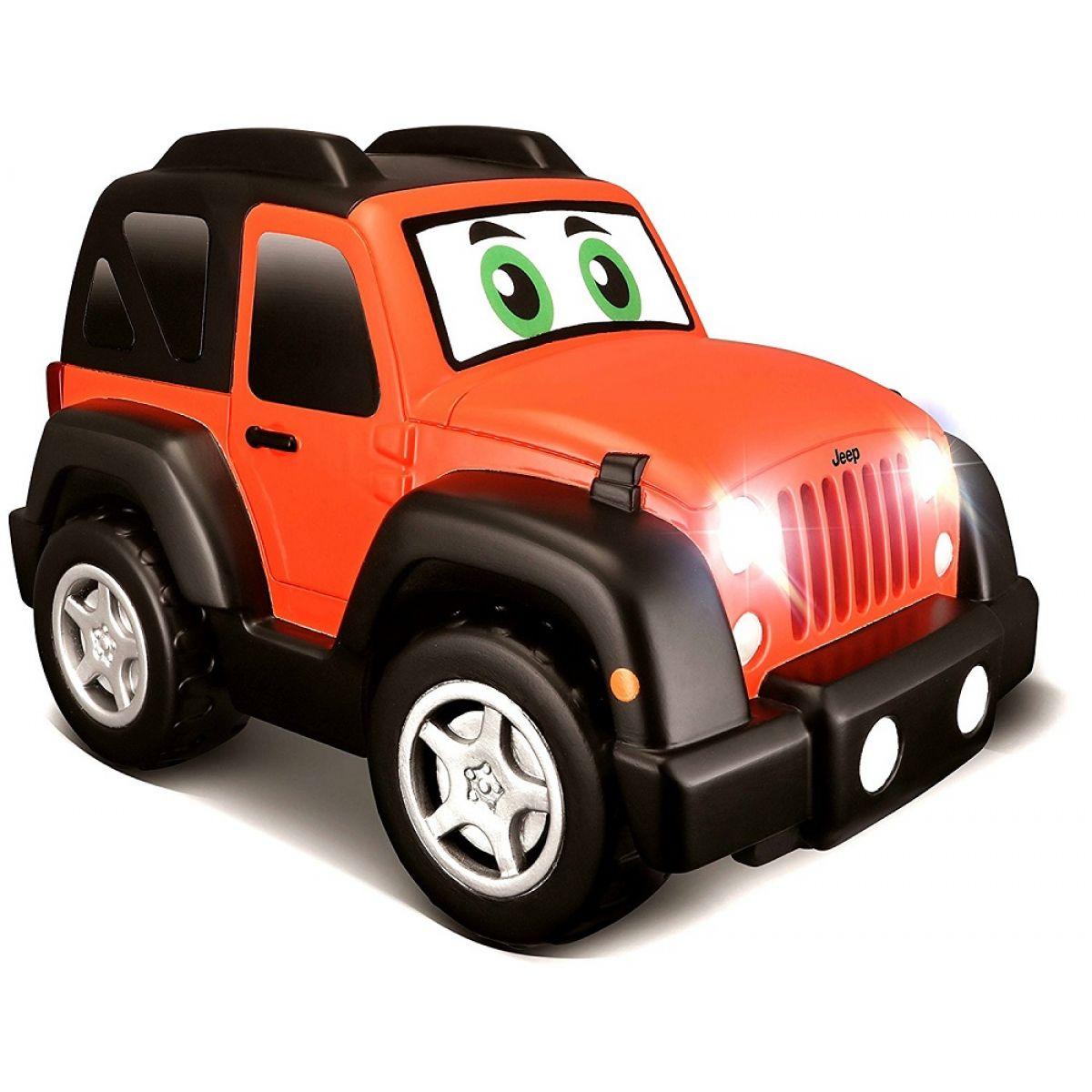 EP Line Jeep RC auto s volantem EPLINE