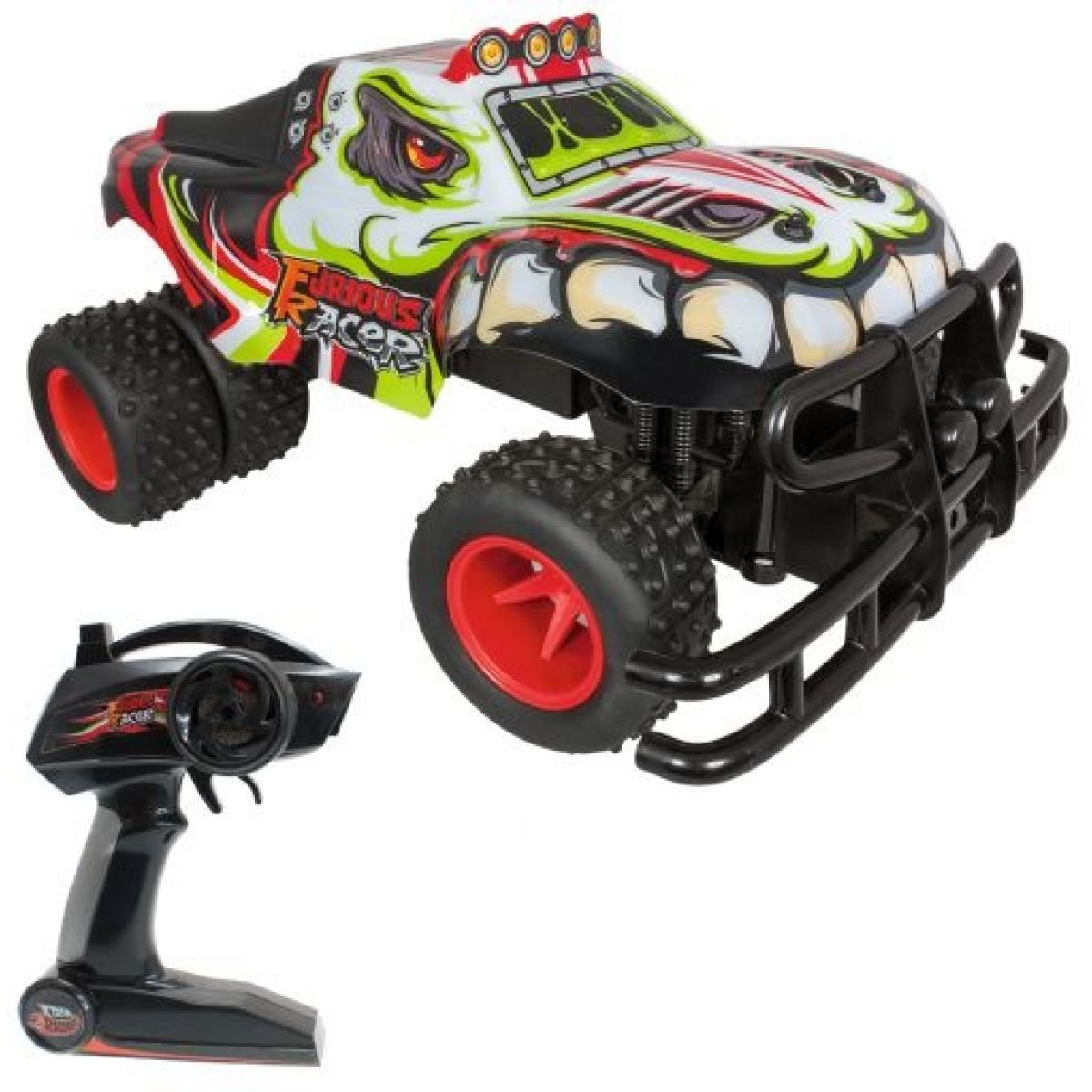Ep Line RC Závodní Jeep Monster 1:10