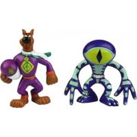 Epline Scooby Doo Figurky 2Pack Scooby Doo a mimozenšťan