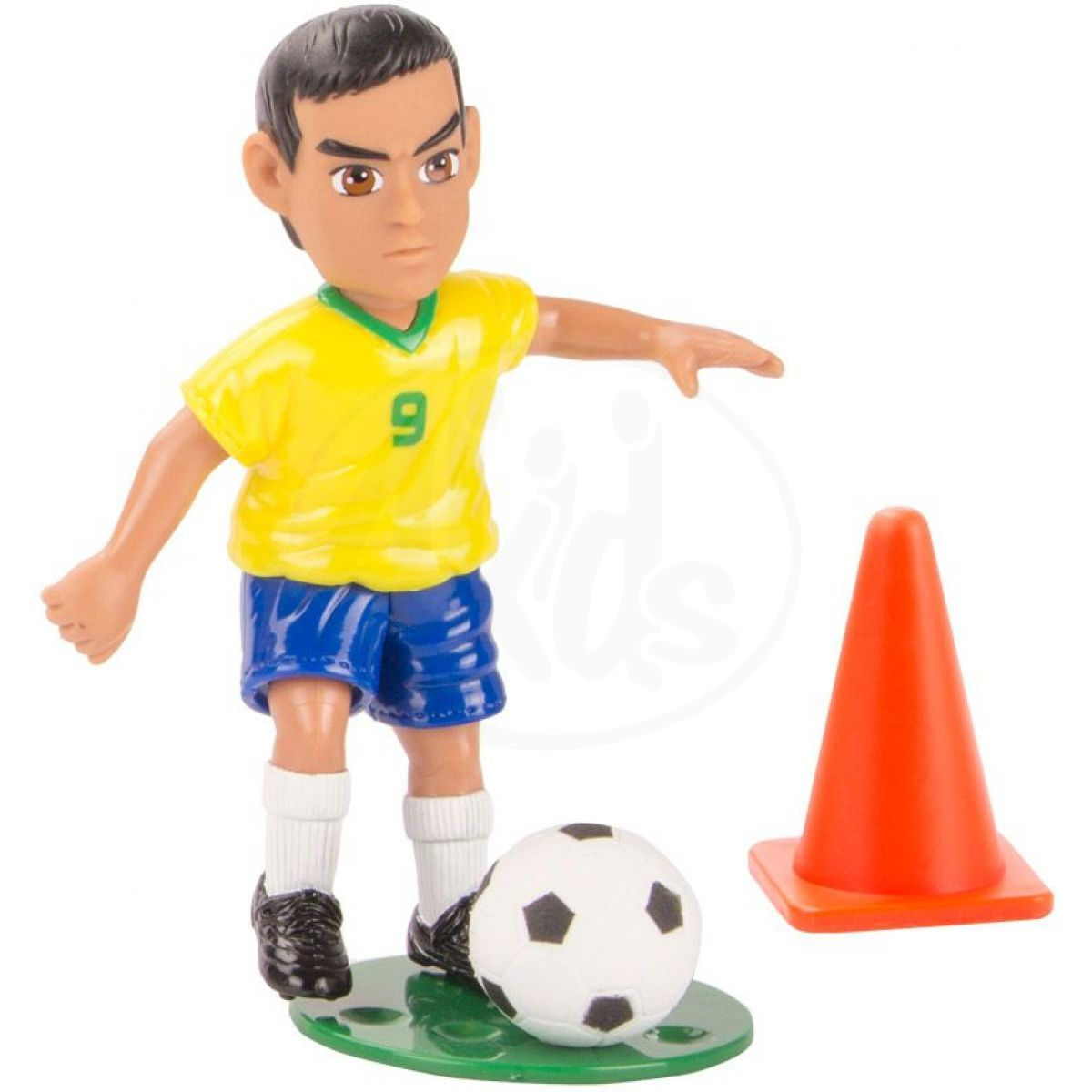 EP Line Shooters figurka Brazílie č. 9