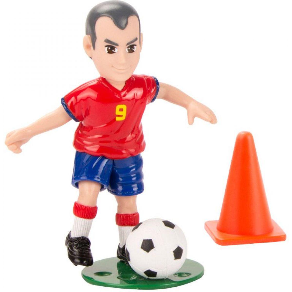 EP Line Shooters figurka Španělsko č. 9