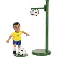EP Line  Shooters fotbalista s držákem na míč Brazílie