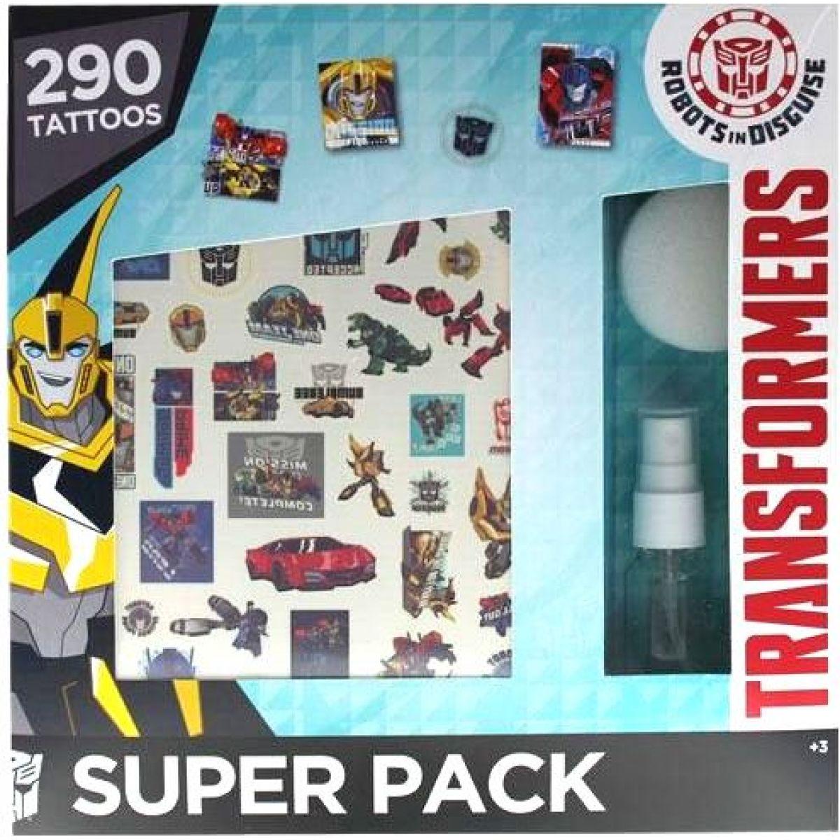 EP Line Tetování Transformers sada