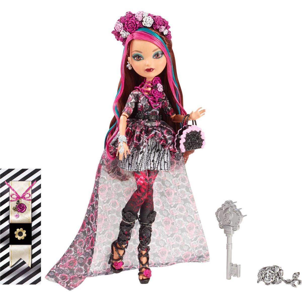 Mattel Ever After High Bouřlivé jaro panenka - Briar Beauty