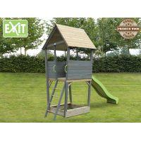 Exit Aksent Dřevěná věž se skluzavkou 3