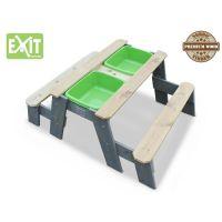 Exit Aksent Vodní stůl, pískoviště s lavicemi