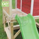 Exit Dřevěný domeček Loft 500 červený 5