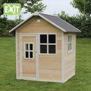 Exit Dřevěný domeček Loft 100 natur 2