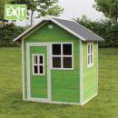 Exit Dřevěný domeček Loft 100 zelený 2