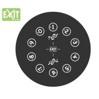 Exit Trampolína Twist se sítí 305 cm Green Grey 4