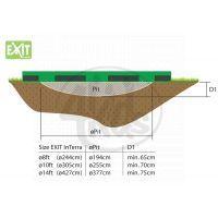 Exit Trampolína InTerra 427 cm 3