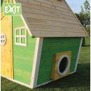 Exit Zahradní domeček Fantasia 100 Green 5