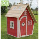 Exit Zahradní domeček Fantasia 100 Red 2