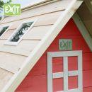 Exit Zahradní domeček Fantasia 100 Red 4