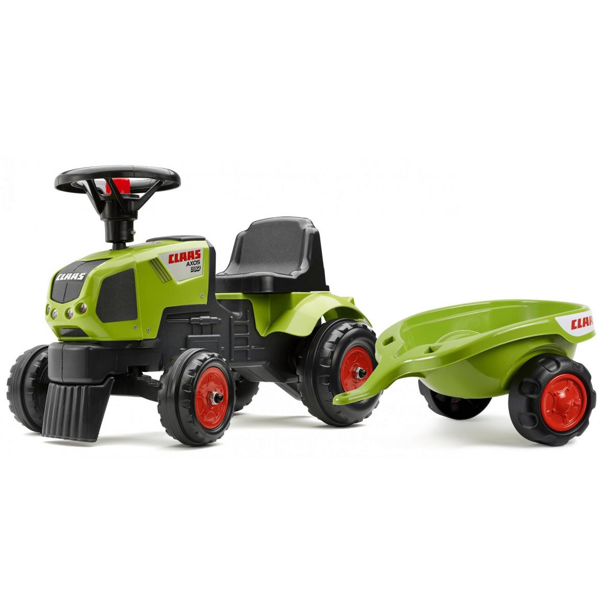 Falk Odrážadlo Traktor Class Axos