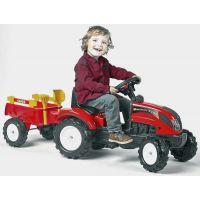 Falk Šlapací traktor Ranch Trac s valníkem 2