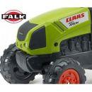 Falk Traktor Claas Arion 410 s valníkem zelený 2