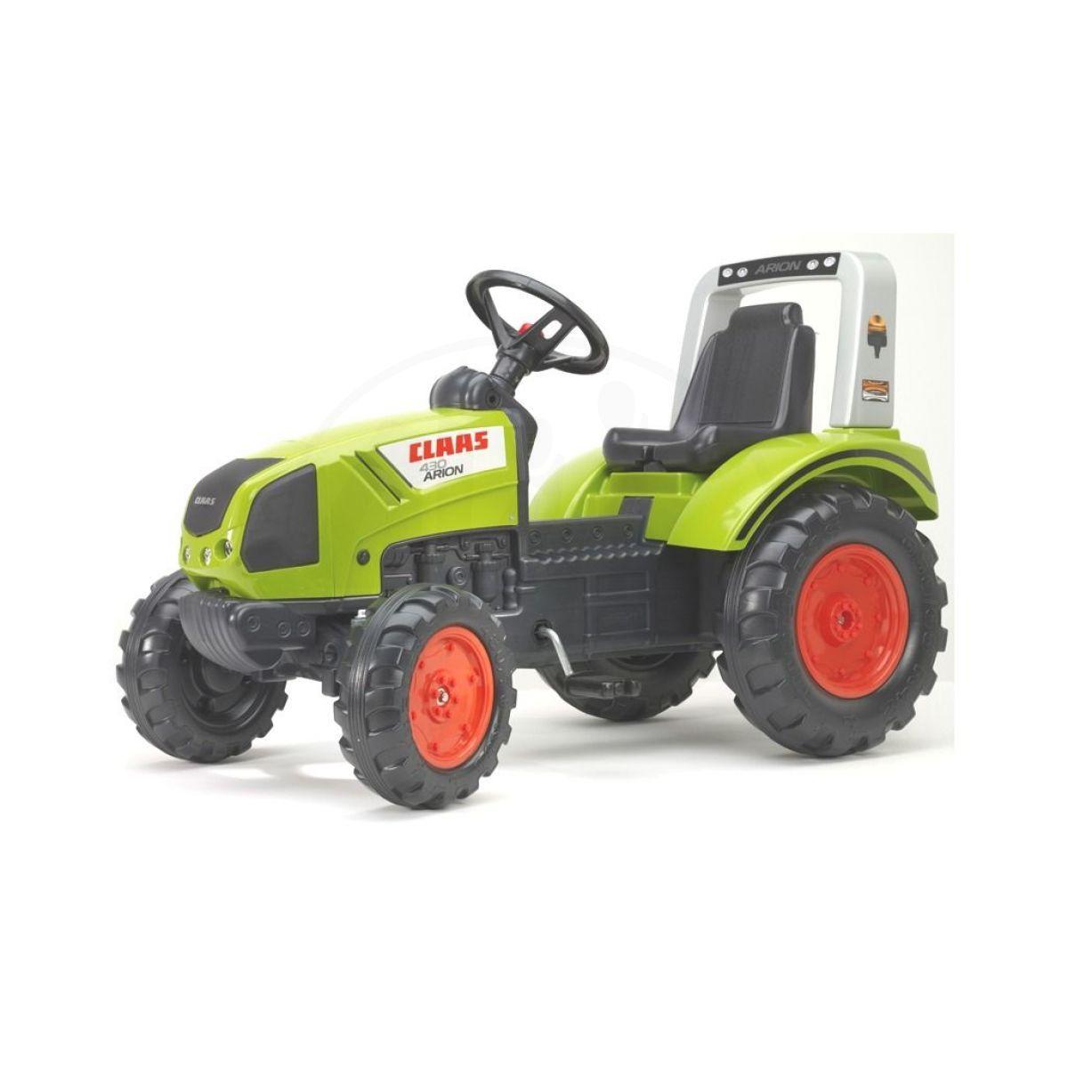 Falk Traktor zelený Claas Arion 430