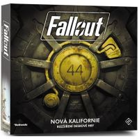 Fantasy Flight Games Fallout Nová Kalifornie