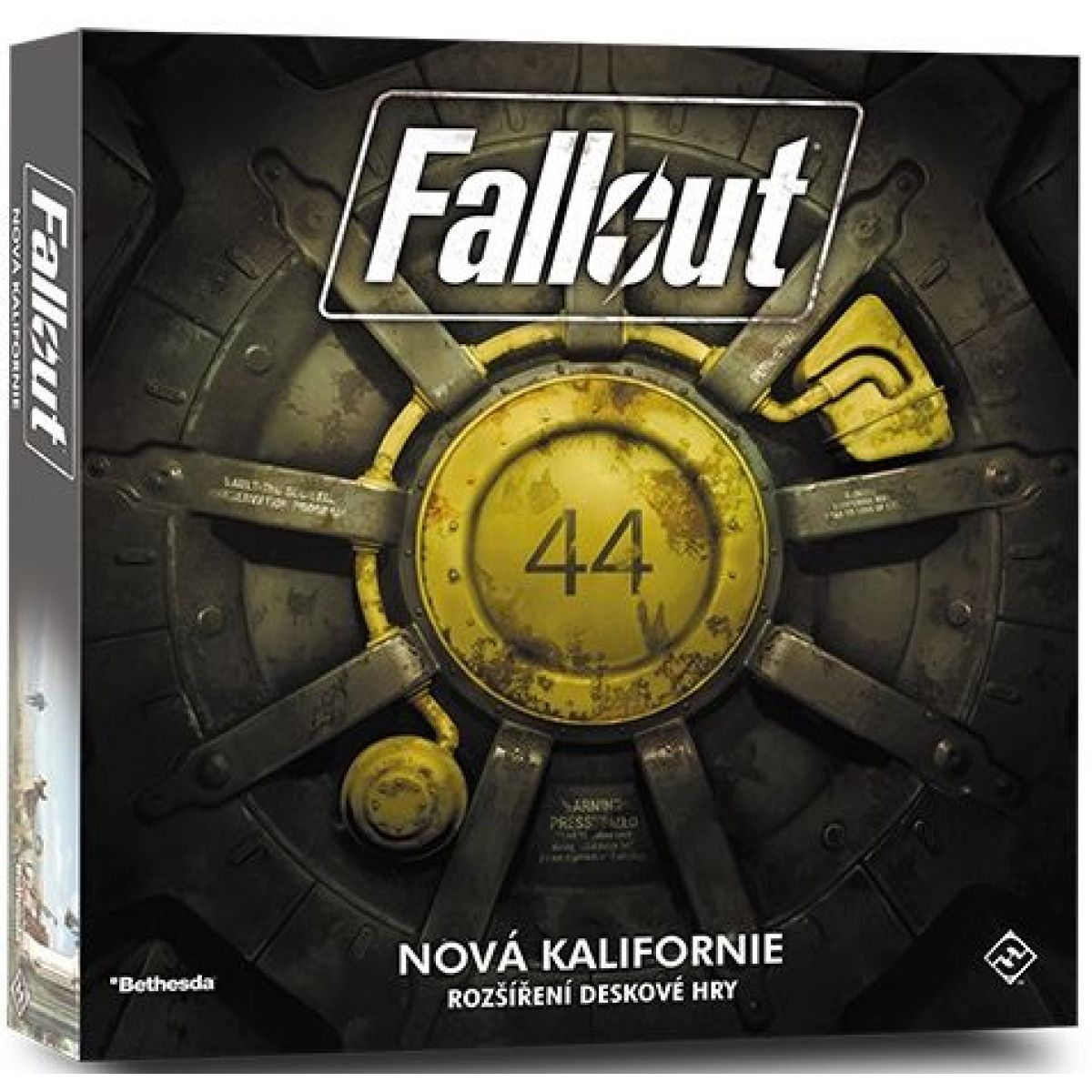Fantasy Flight Games Fallout Nová Kalifornie