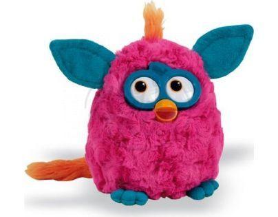 Famosa Furby plyšový 14 cm - Růžový