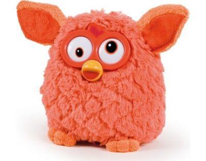 Famosa Furby plyšový 14 cm - Oranžový