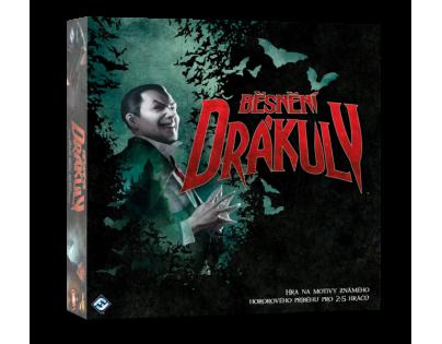 Fantasy Flight Games Běsnění Drakuly