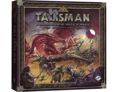 Fantasy Flight Games Talisman Dobrodružství meče a magie