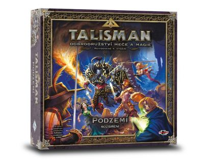 Fantasy Flight Games Talisman: Podzemí