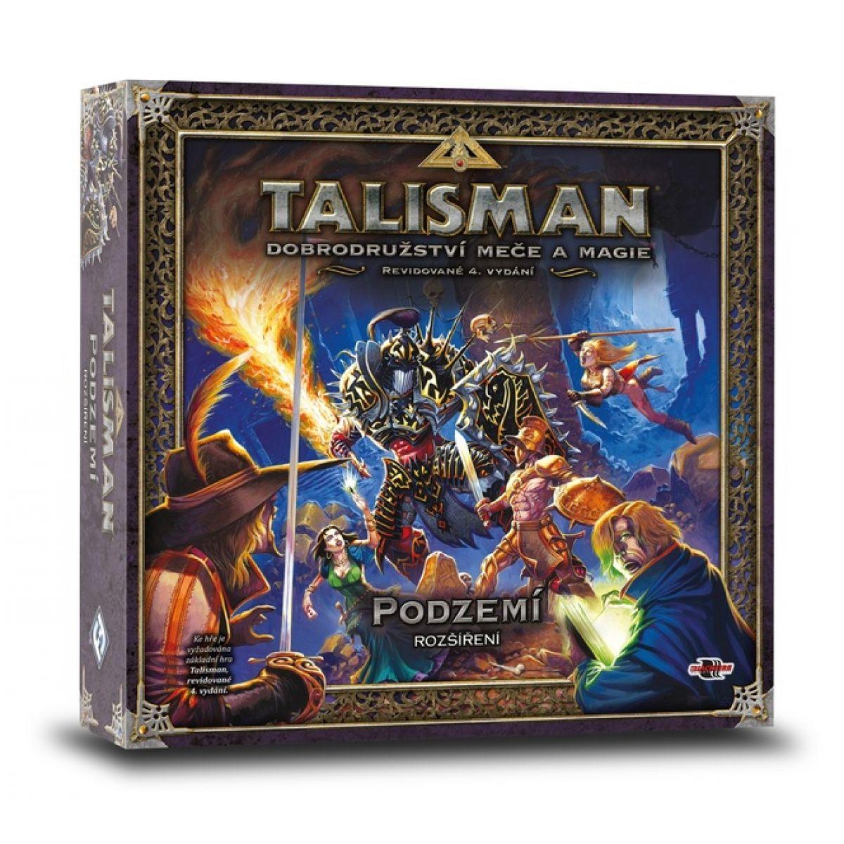 Fantasy Flight Games Talisman: Podzemí