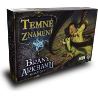 Fantasy Flight Games Temné znamení Brány Arkhamu